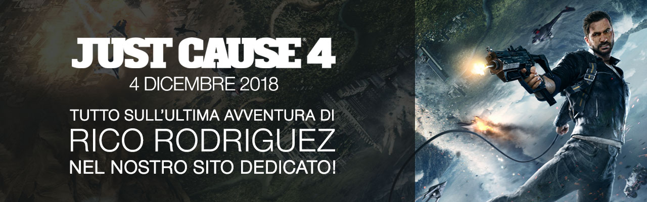 Just Cause 4 - News