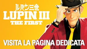 Lupin III - The First - Pagina Evento