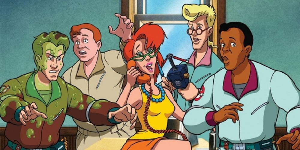 Ghostbusters il mito del cartone animato