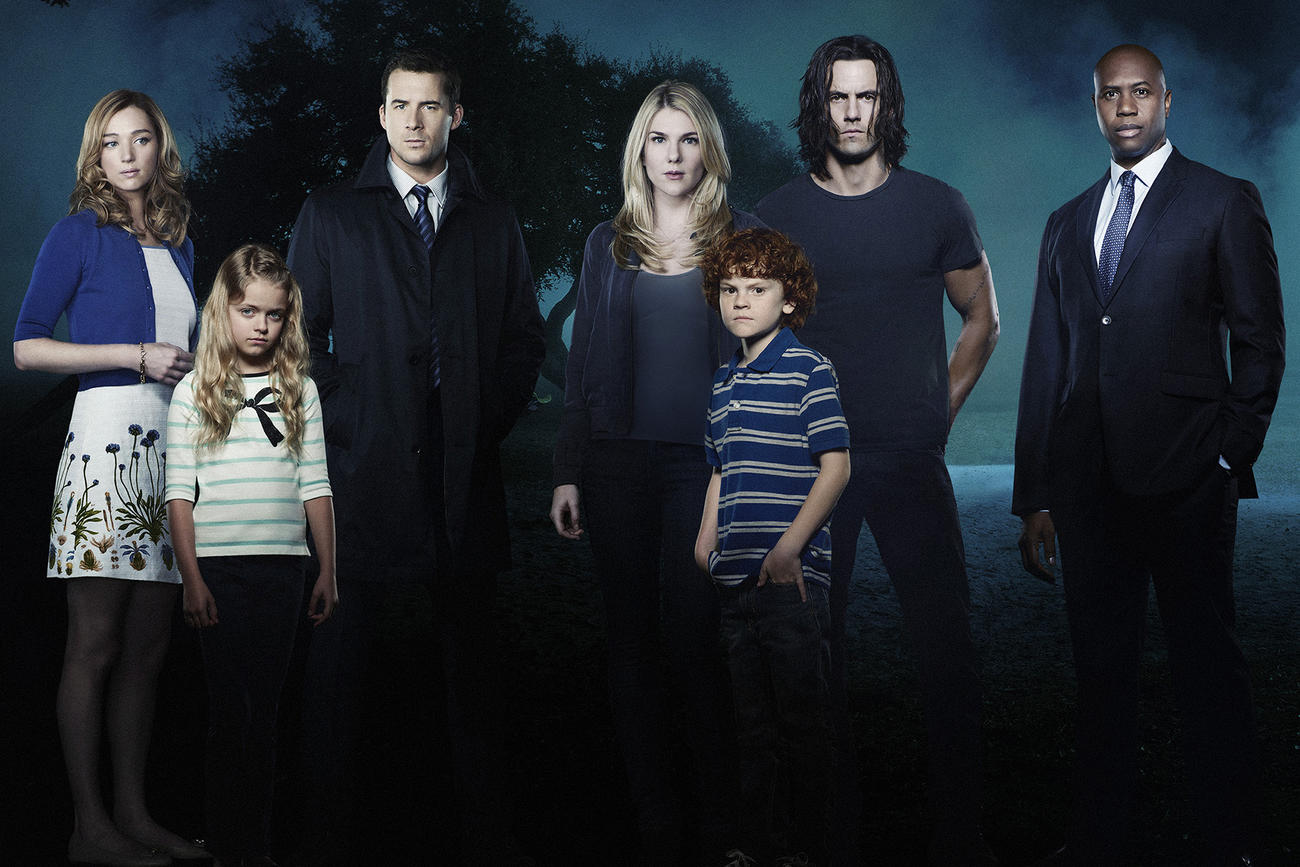 The Whispers (invisibles) 1x12 Espa&ntildeol Disponible
