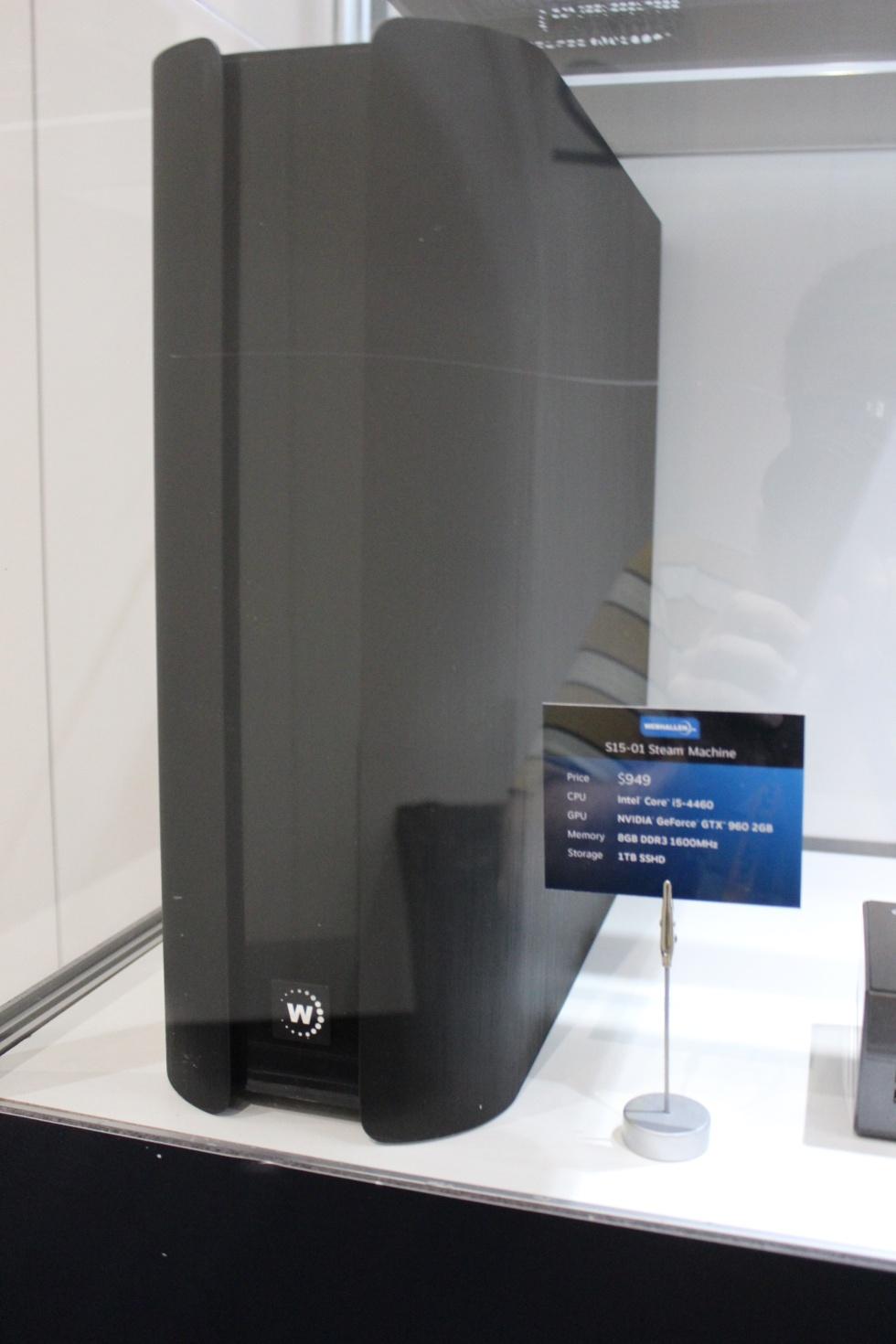 webhallen steam machine