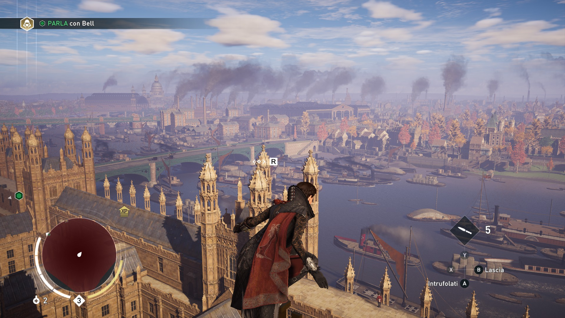 Speciale assassin 39 s creed syndicate la versione pc 28034 for Roaming inghilterra