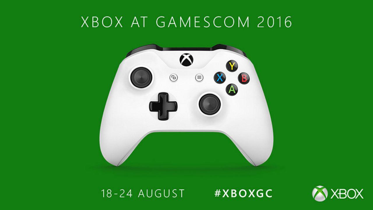 Nessuna press conference Microsoft alla Gamescom