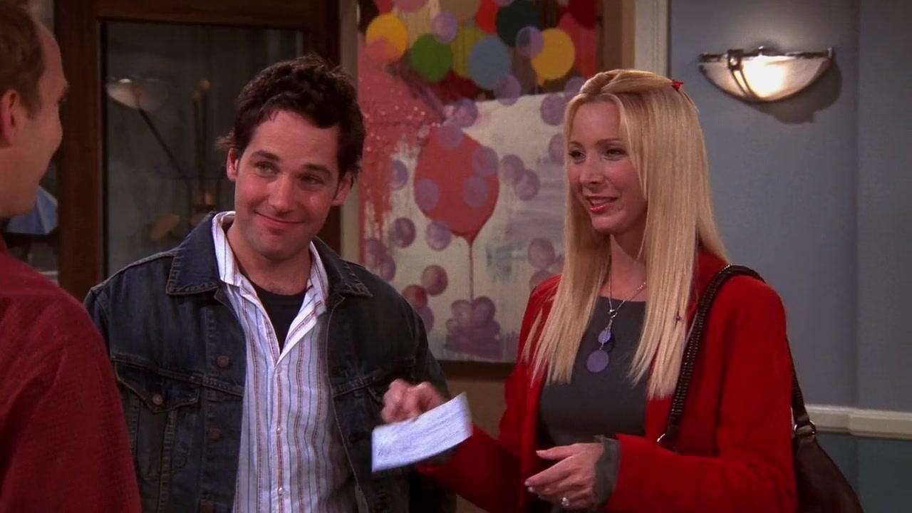 Quando fanno Monica e Chandler iniziano incontri con gli amici