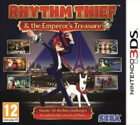 Rhythm Thief e il Tesoro dell'Imperatore - 3DS