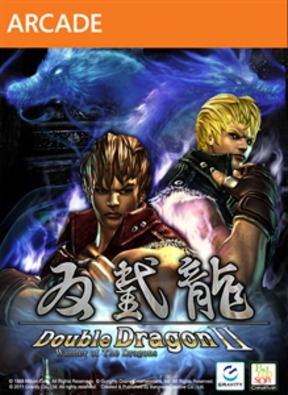 Double Dragon II: Wander of the Dragons - XBOX 360