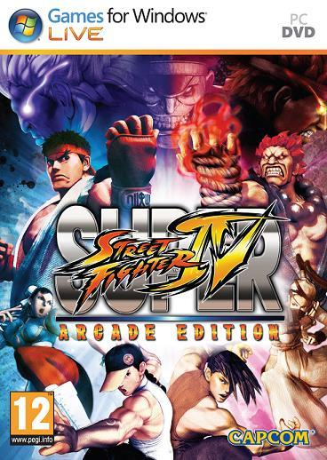 Super Street Fighter 4: Arcade Edition - PC