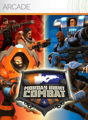 Monday Night Combat - XBOX 360