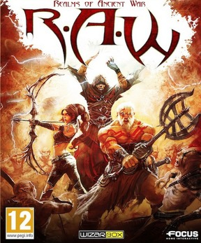 R.A.W. Realms of Ancient War - videogioco