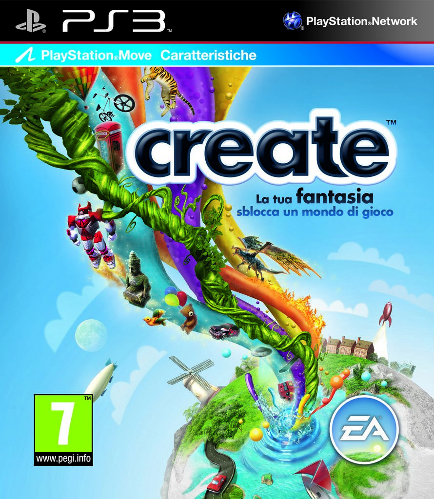 Create [PS3][Multi] Gratis