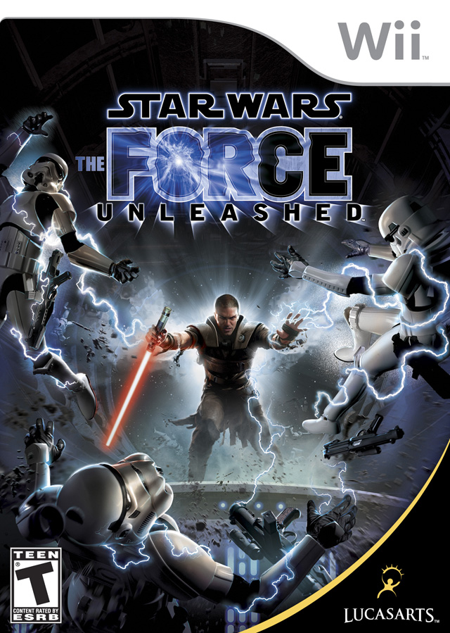 Star Wars: Force Unleashed - Wii