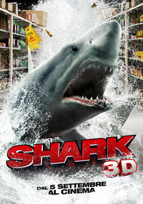 Shark 3D - Cinema