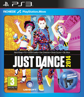 Just Dance 2014 - ND.
