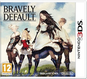 Bravely Default: For the Sequel - 3DS