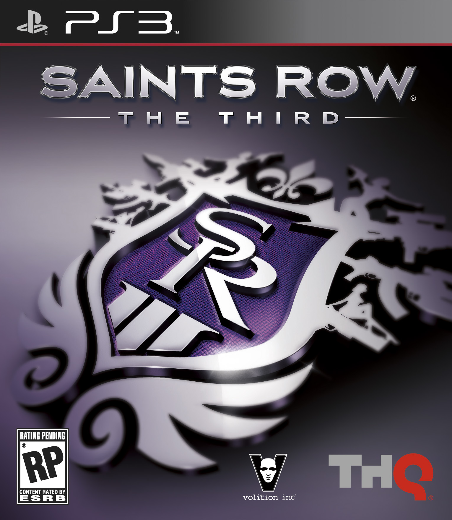 Saints Row: The Third - PS3