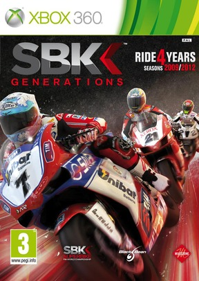 SBK Generations - ND.