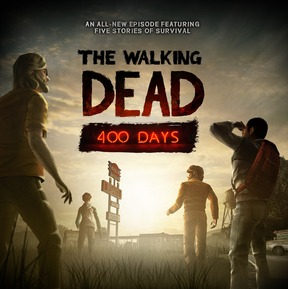 The Walking Dead: 400 Days - PC