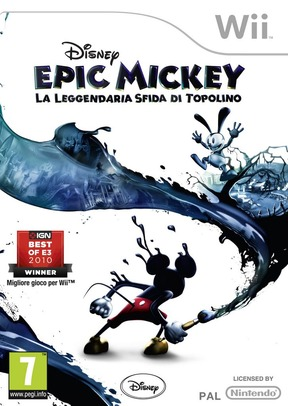 Disney Epic Mickey - Wii