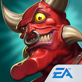 Dungeon Keeper - iPhone