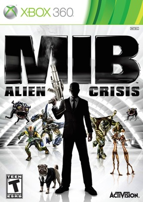 Men in Black: Alien Crysis - ND.