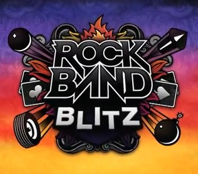 Rock Band Blitz - XBOX 360