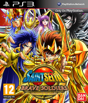 Saint Seiya Brave Soldiers - PS3