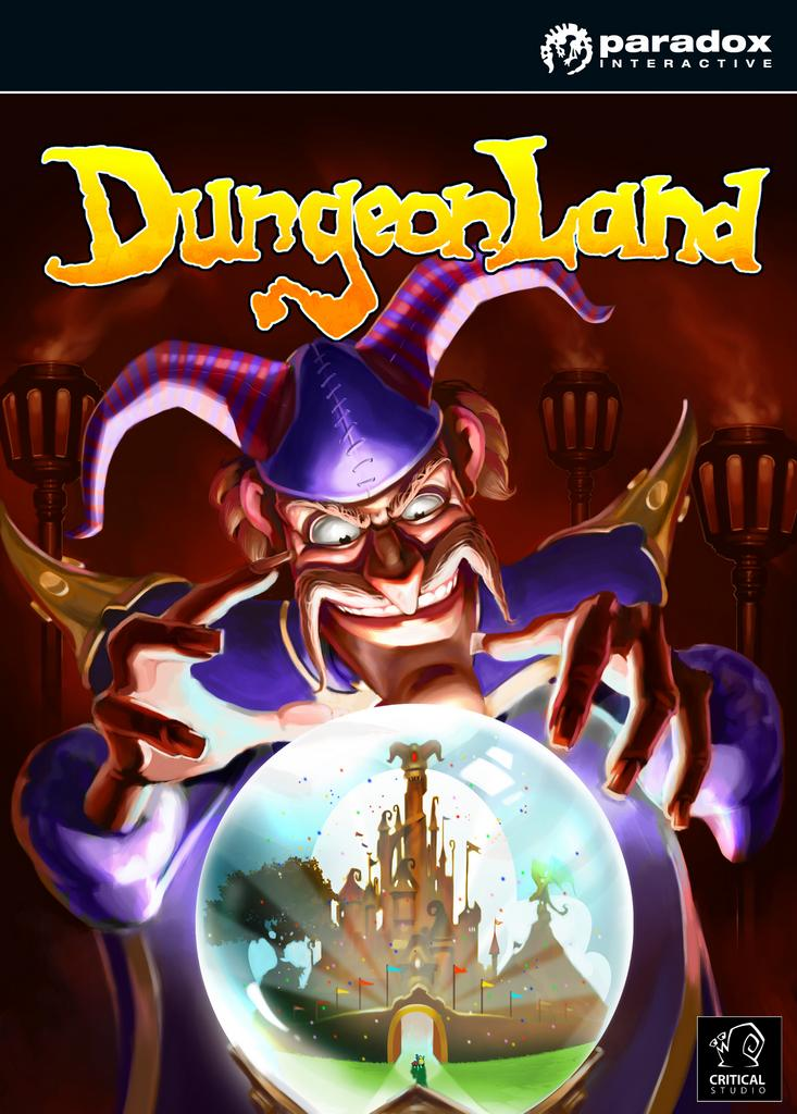 Dungeonland PC cover Dungeonland FLT [PC]