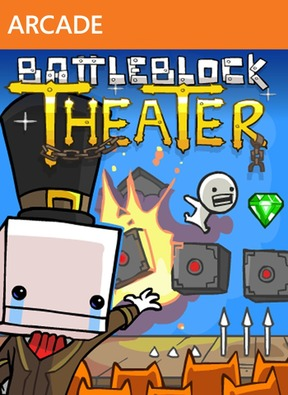 BattleBlock Theater - XBOX 360