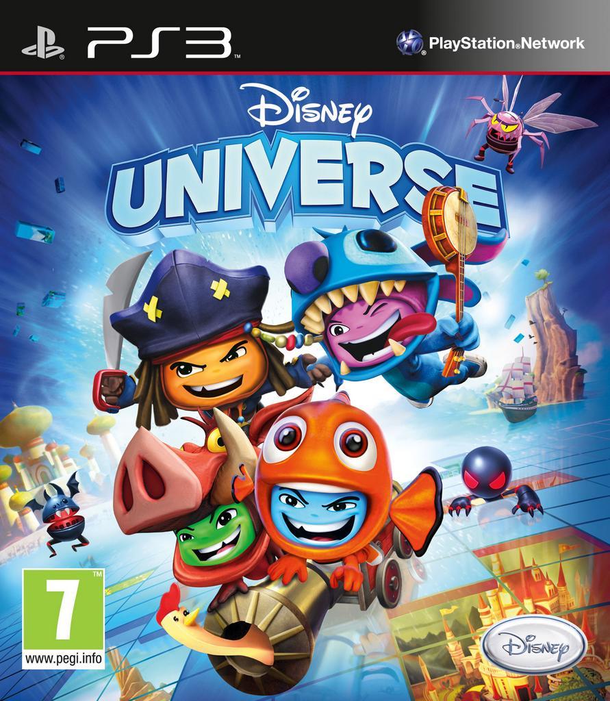 اكبر مجموعة ضخمه العاب PS3 كامله وروابط تورنت  Disney-Universe_Playstation3_cover