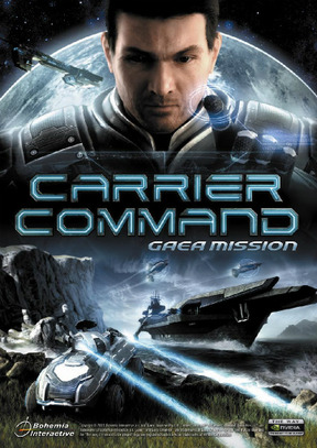 Carrier Comand Gaea Mission - PC
