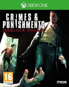 Sherlock Holmes: Crimes & Punishments - ND.