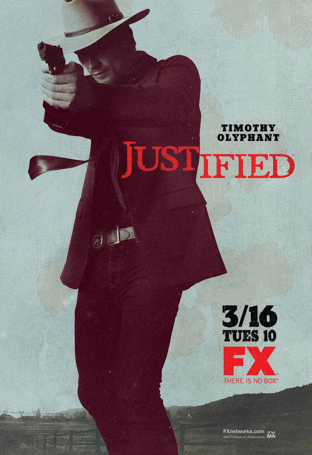 Justified - stagione 1 - serial tv