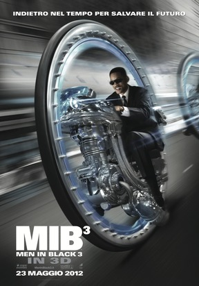 Men in Black III - Cinema
