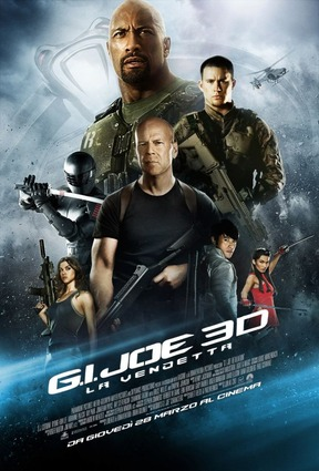 G.I. Joe: La Vendetta - Cinema