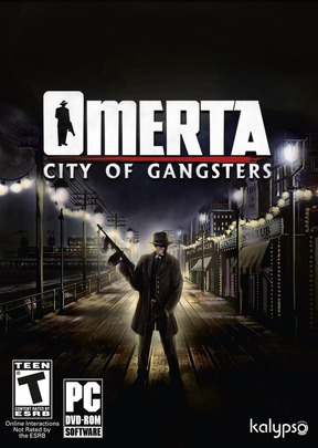 Omerta City of Gangsters - PC
