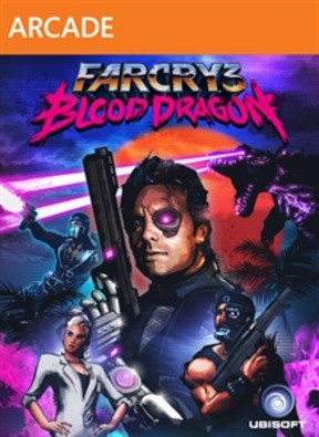 Far Cry 3: Blood Dragon - ND.