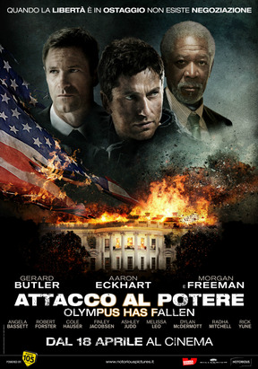 Attacco al potere - Olympus Has Fallen - ND.