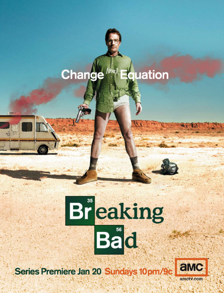 Breaking Bad stagione 1 (2008) DVD5 Custom ITA
