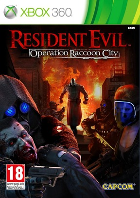 Resident Evil Operation Raccoon City - ND.
