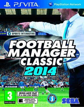 Football Manager 2014 - PS Vita