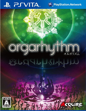 Orgarhythm - PS Vita