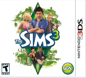 The Sims 3 - 3DS