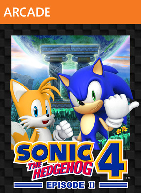 Sonic The Hedgehog 4: Episode 2 - XBOX 360