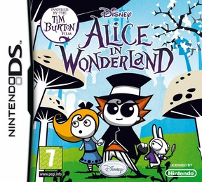 Alice in Wonderland - NDS