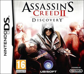 Assassin's Creed 2: Discovery - NDS