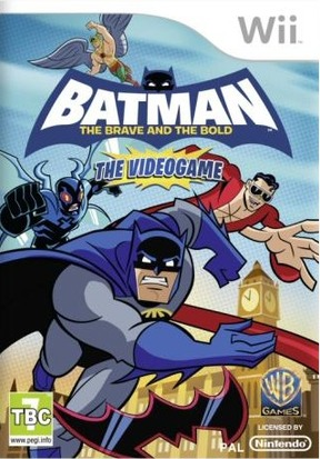 Batman: The Brave and the Bold - WII