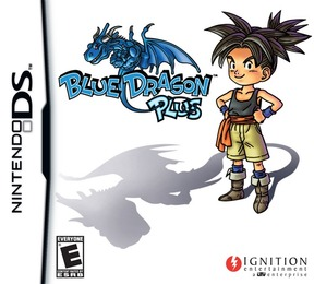 Blue Dragon Plus - NDS