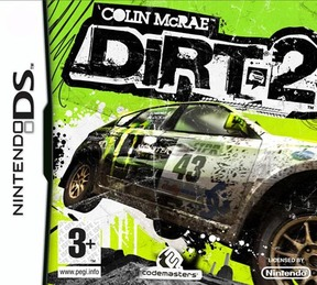 Colin McRae: DIRT 2 - NDS