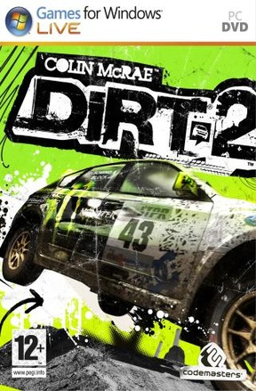 Colin McRae: DIRT 2 - PC