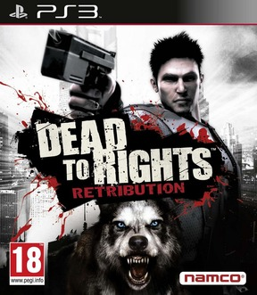 Dead to Rights: Retribution - PS3